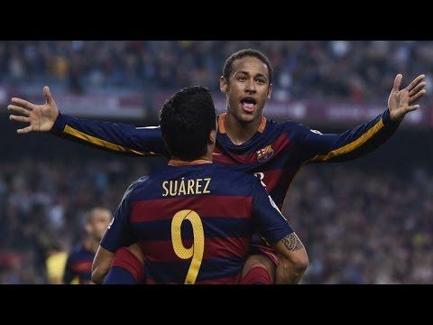 Neymar Jr - Amazing Goal Vs Villarreal (08/11/2015)  3-0   1080p  HD 