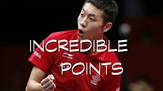 Video TABLE TENNIS - THE SPORT OF GODS MP3, 3GP, MP4, WEBM, AVI, FLV September 2018