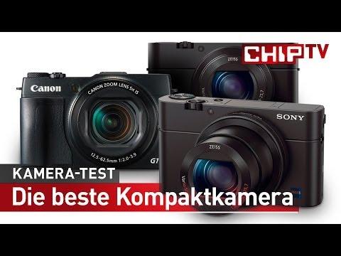 Beste Kompaktkamera: Die Sieger im Test - Juni 2014 | CHIP