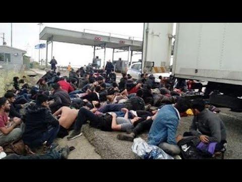 Φορτηγό – ψυγείο με 40 μετανάστες στα διόδια της Ξάνθης