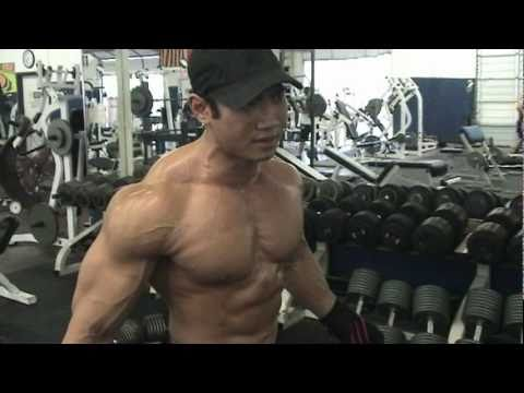 Sick Chest workout (re-uploaded)