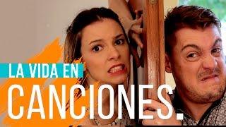 LA VIDA EN CANCIONES  Hecatombe  Video Oficial