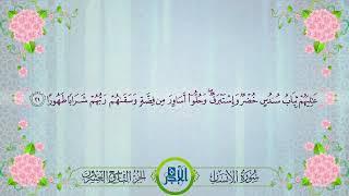 سورة الانسان  | الشيخ إدريس أبكر