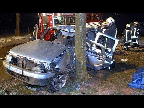 Strothe: 25-Jähriger stirbt bei schwerem Unfall