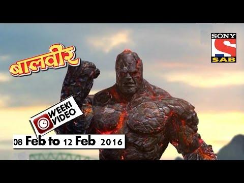 WeekiVideos | Baalveer | 8 Feb to 12 Feb 2016