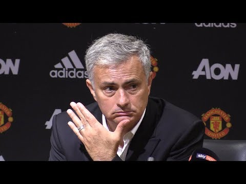 Manchester United 4-0 Everton - Jose Mourinho Full Post Match Press Conference - Premier League (видео)
