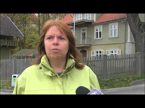 Urnas suņu īpašnieku ērtībām Valmierā