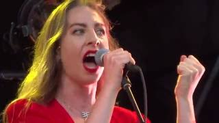 HAIM - I Will Die 4 U (Prince Cover) Live HD at Lollapalooza 2016
