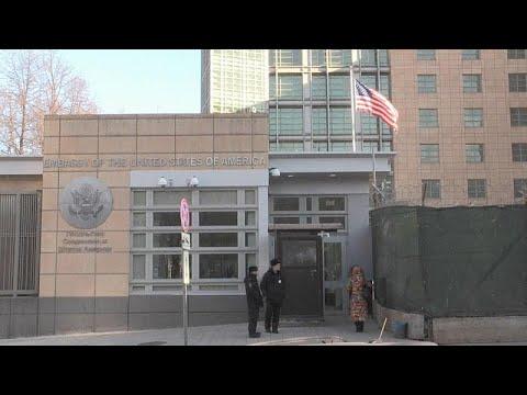 Russland: US-Bürger wegen Spionageverdacht am 28.12. in M ...
