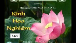Kinh Hoa Nghiêm 1 - Phần 1 - DieuPhapAm.Net