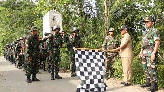 GARUDA : Napak Tilas Rute Panglima Sudirman Akademi TNI