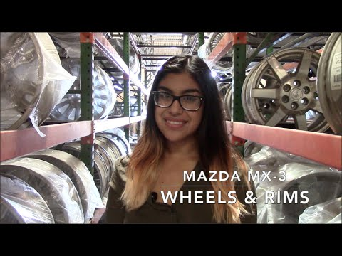 Factory Original Mazda MX-3 Wheels & Mazda MX-3 Rims – OriginalWheels.com