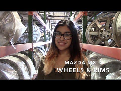 Factory Original Mazda MX-3 Wheels & Mazda MX-3 Rims – OriginalWheels.com