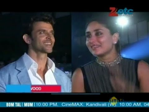 hrithik - ETC Bollywood Ab Tak keeps you updated with the latest Bollywood happenings by the hour, every hour. Be it gossip, shoots, mahurats, box-office reports, prem...