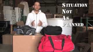 Why This Military Officer Says Drop The Bug-Out Bag!  Off The Grid News