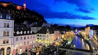 Ljubljana Slovenia  City pictures : Check this amazing timelapse of Ljubljana city Slovenia