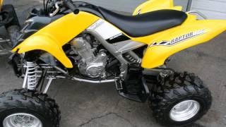 8. 2006 Yamaha Raptor 700R Special Edition