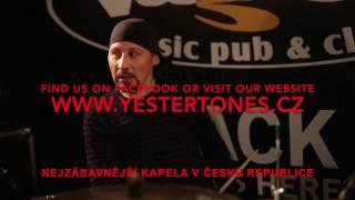 Video Nebezbečná postava, as played by THE YESTERTONES
