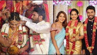 Video Full Video: Actor Shivakumar тАУ Actress Suja Varunee Wedding and Reception MP3, 3GP, MP4, WEBM, AVI, FLV Desember 2018