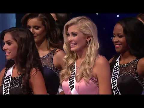 Miss Teen USA 2017 Top 15 Announcement