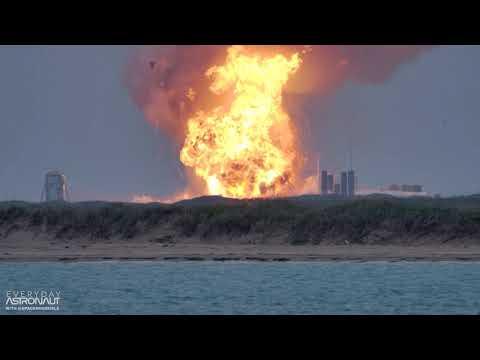 Παταγώδης αποτυχία για τον Έλον Μασκ – Συντριβή πυραύλου λίγο πριν την πρώτη επανδρωμένη αποστολή (Videos)