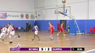BC Nika – Olimpia Grodno – EWBL 2020/21