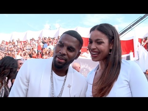 Jason Derulo & Jordin Sparks on their dynamic: MTV VMAs 2014
