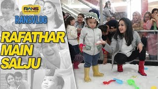 Video RAFATHAR MAIN SALJU #RANSVLOG MP3, 3GP, MP4, WEBM, AVI, FLV Juli 2018