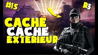 Video CACHE CACHE A L'EXTERIEUR DE MALADE ! - Rainbow Six Siège #15 FR MP3, 3GP, MP4, WEBM, AVI, FLV Agustus 2017