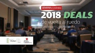 2018 Deals: de vuelta al ruedo