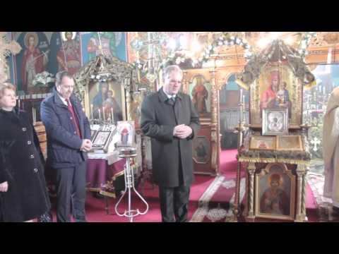 Українці Румунії молилися за душу Тараса Шевченка