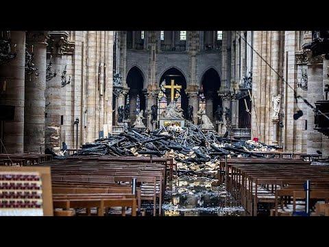 Notre-Dame: Τραυματισμένη, αλλά όρθια