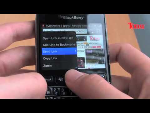 Youtube Video Blackberry 9790 Bold schwarz