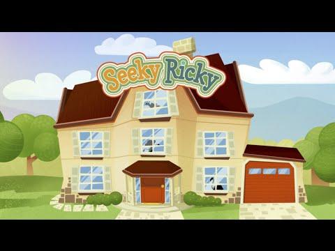 Seeky Ricky - Lead Character
