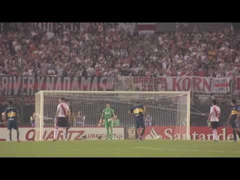 Reviví el penal que atajó Barovero y el gol de Pisculichi