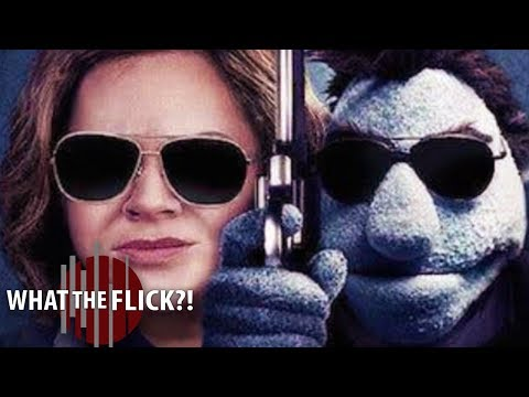 REVIEW: 'The Happytime Murders' Starring Melissa McCarthy