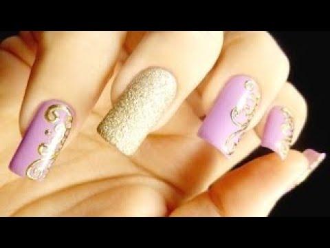 Modelos de uñas 2016  uñas para principiantes * Diseños de uñas #Nails #Fashion #Nail