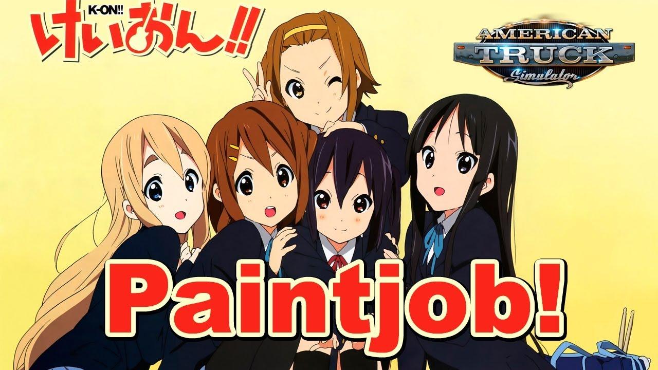K-On! Paintjob