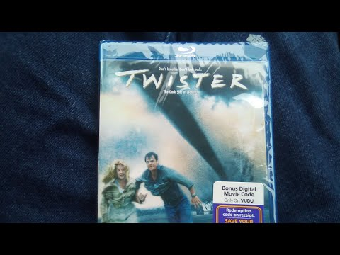 Twister Blu Ray Unboxing/Review
