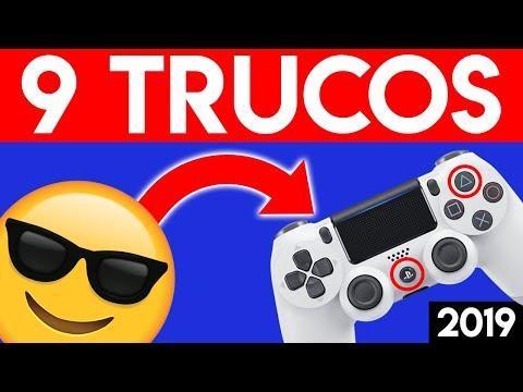 NUEVOS ¡TRUCOS & HACKS! del DUALSHOCK 4 PS4  Hacks OCULTOS del Mando PlayStation 4 (NUEVO 2019)