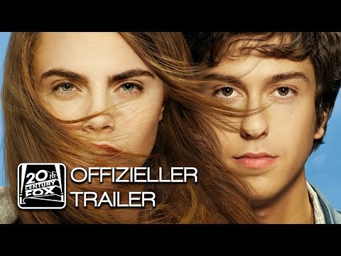 Margos Spuren - Paper Towns | Offizieller Trailer #1 | Deutsch HD John Green