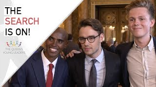 The Queen's Young Leader Award recognises and celebrates exceptional people aged 18-29 from across the Commonwealth, who are taking the lead in their communities and using their skills to transform lives.Applications are now open for the last ever Queen's Young Leaders. To apply go to https://www.queensyoungleaders.comSubscribe ► http://bit.ly/1gXbQkj Visit Us ► http://comicrelief.comFacebook ► https://facebook.com/comicreliefTwitter ► https://twitter.com/comicrelief-------------------------------------------Thanks for all your support - sharing the video and leaving a comment is always appreciated. Please respect each other in the comments!Donate: https://www.comicrelief.com/donateOur mission is to drive positive change through the power of entertainment.© Comic Relief 2017. Registered charity 326568 (England/Wales); SC039730 (Scotland)