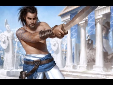 MTG Modern Daxos of Meletis - Match 3 (Cheap as Chips Ultrabudget Modern)