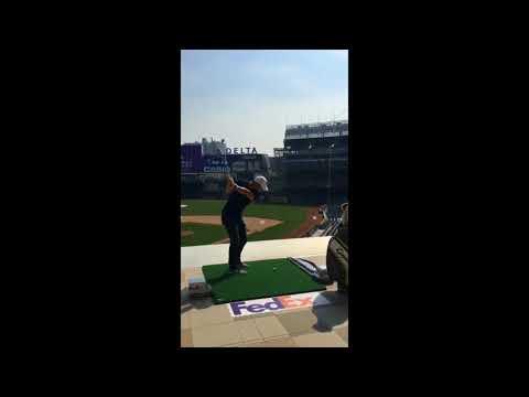 Rory McIlroy en Yankee Stadium