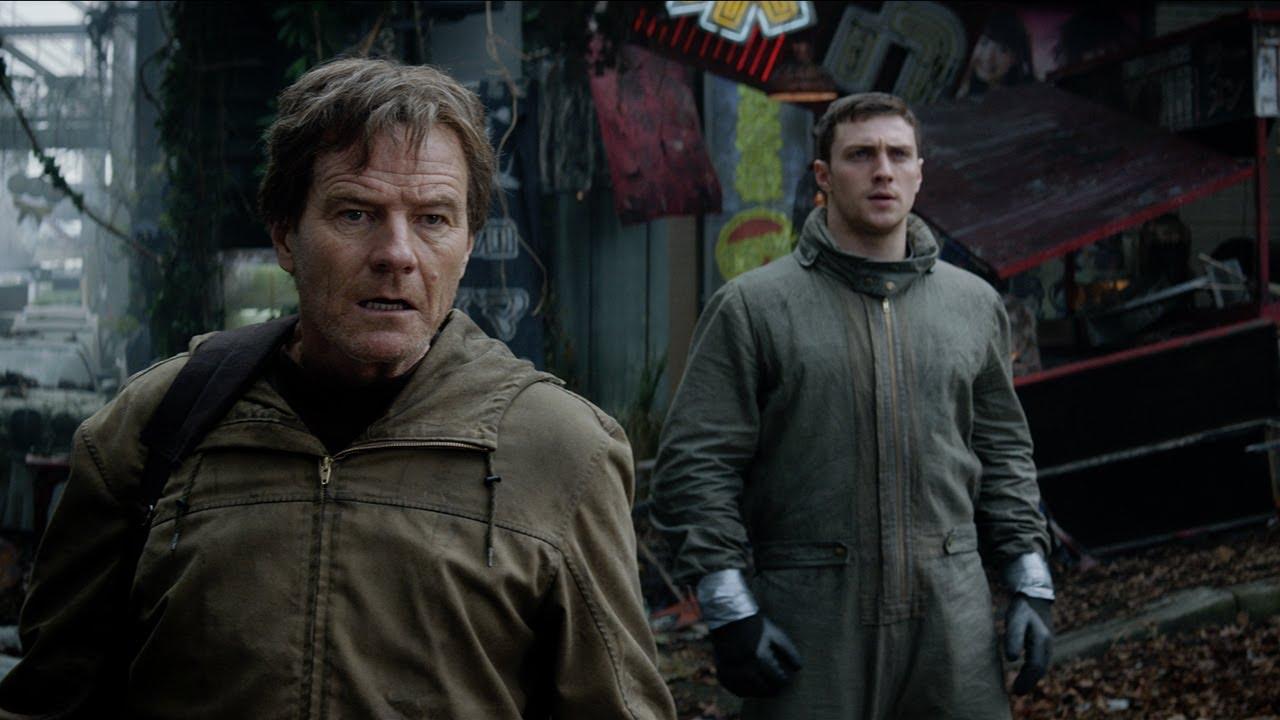 Movie Trailer #2: Godzilla (2014)