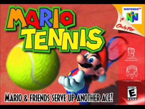 Full Mario Tennis OST