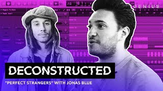 "Video The Making of ""Perfect Strangers"" with Jonas Blue 
