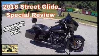 8. 2018 Street Glide Special review/Hootenanny update!