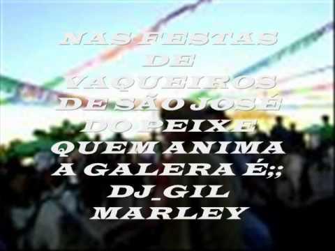 SÃO JOSÉ DO PEIXE-DJ GIL MARLEY