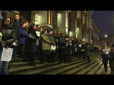 Ρουμανία: Οι δικαστές διαδηλώνουν